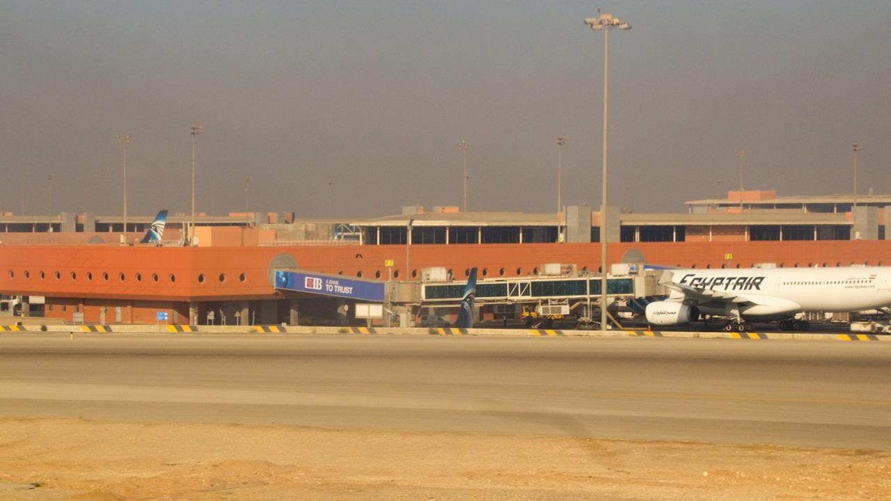 Letiště Káhira (CAI) | © Rasoul Ali | Dreamstime.com