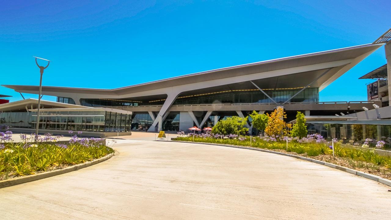 Letiště Kapské Město (CPT) | © Kar Wai Chan | Dreamstime.com