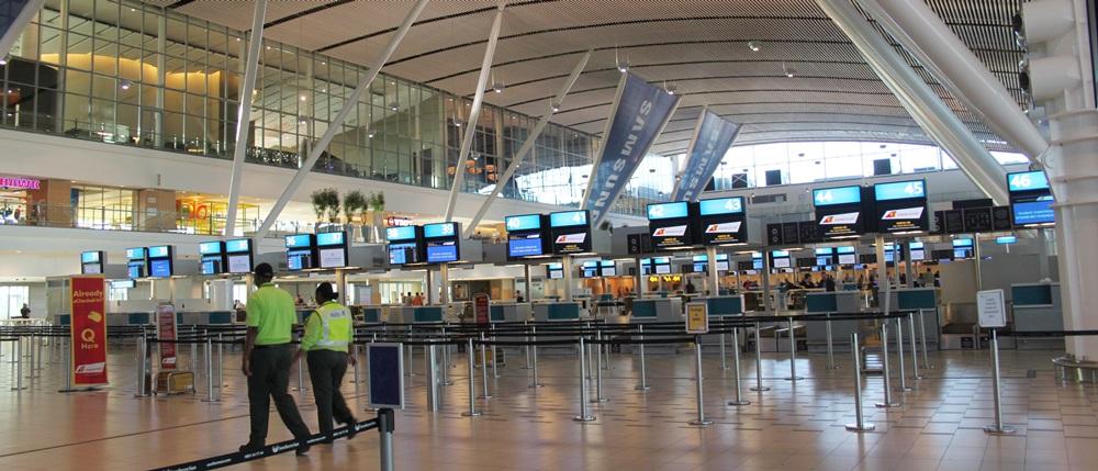 Letiště Kapské Město (CPT)   © flowcomm / Flickr.com