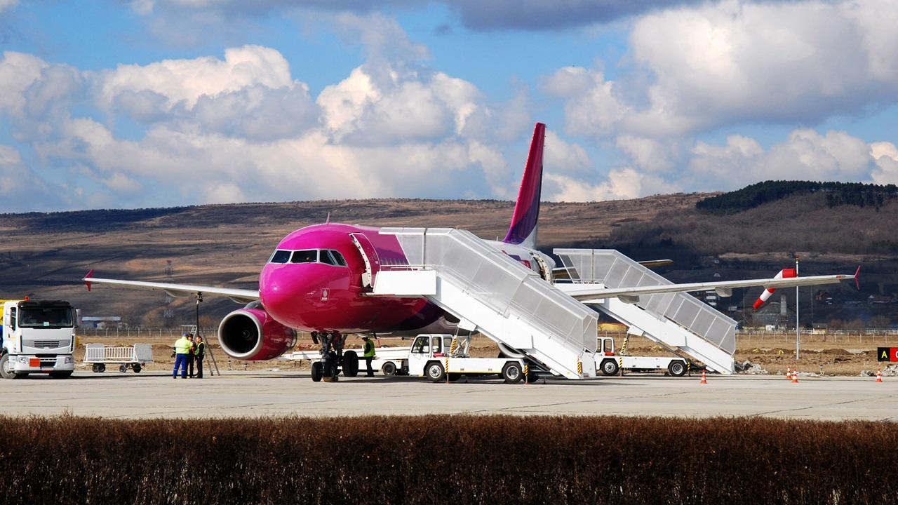 Letiště Kluž (CLJ) | © Emicristea | Dreamstime.com