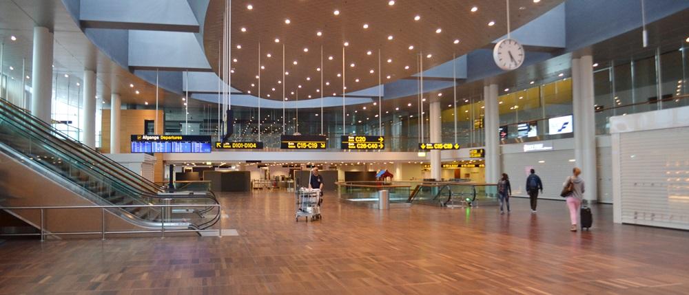 Letiště Kodaň (CPH)   © Daniel   Flickr.com