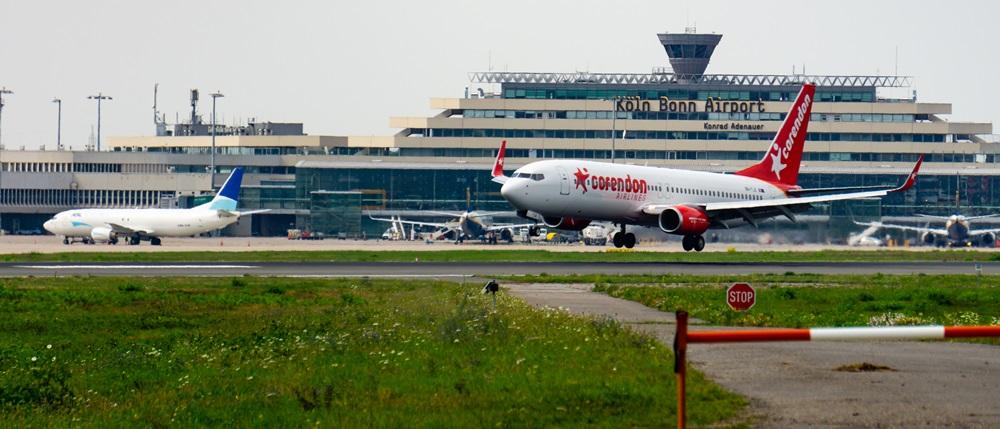Letiště Kolín nad Rýnem (CGN) | © Tom Voelz - Dreamstime.com