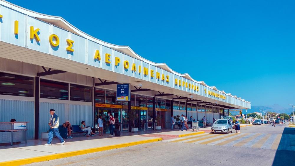 Letiště Korfu Kerkyra (CFU) | © Rostislav Ageev - Dreamstime.com