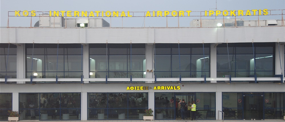 Letiště Kos (KGS) | © Aero Icarus / Flickr.com