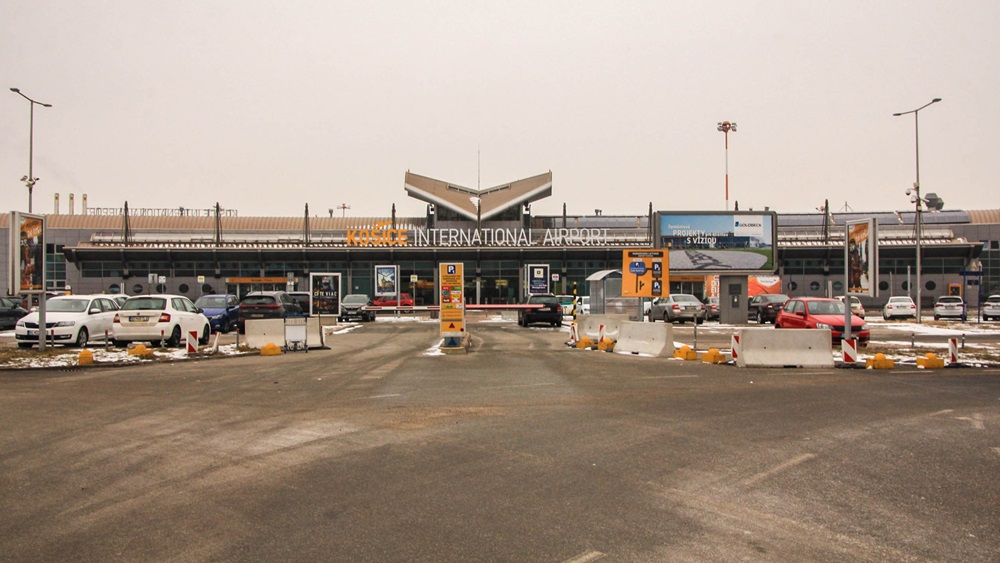 Letiště Košice (KSC) | © Lennystan07 - Dreamstime.com