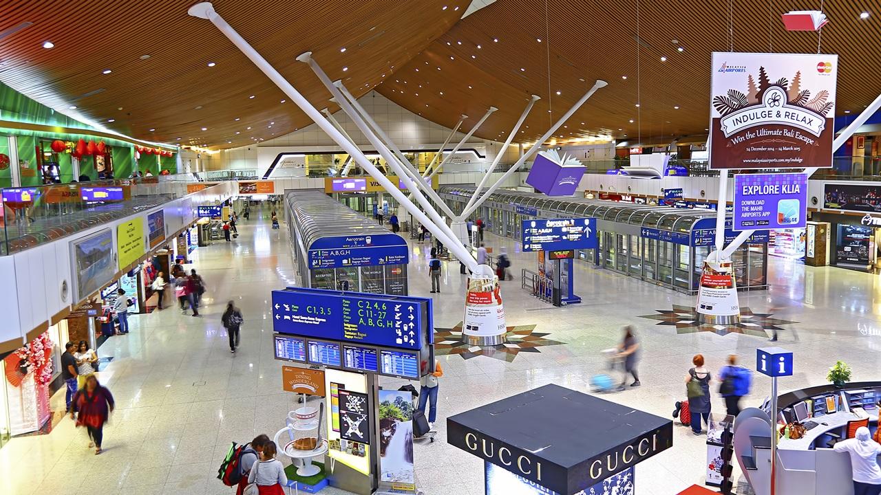 Letiště Kuala Lumpur (KUL) | © Pindiyath100 | Dreamstime.com