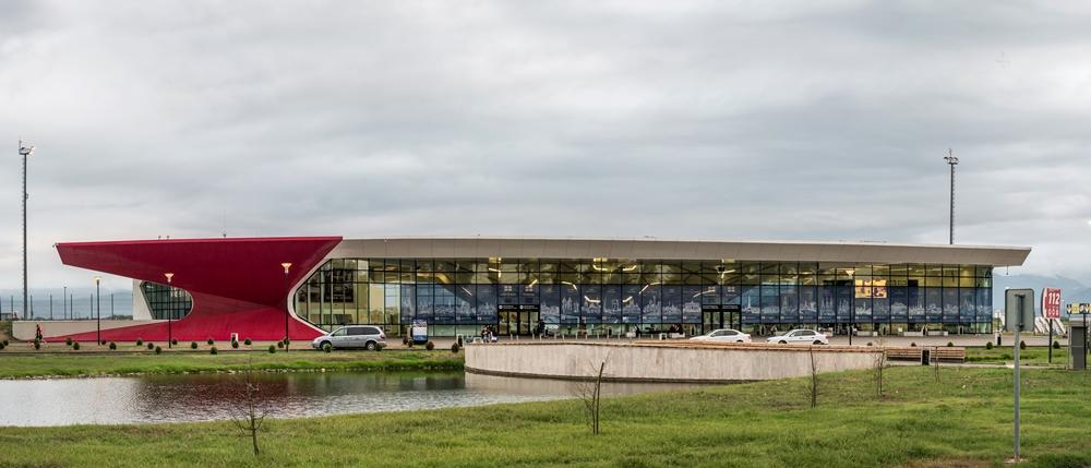 Letiště Kutaisi (KUT) | © Tatyana Vychegzhanina - Dreamstime.com