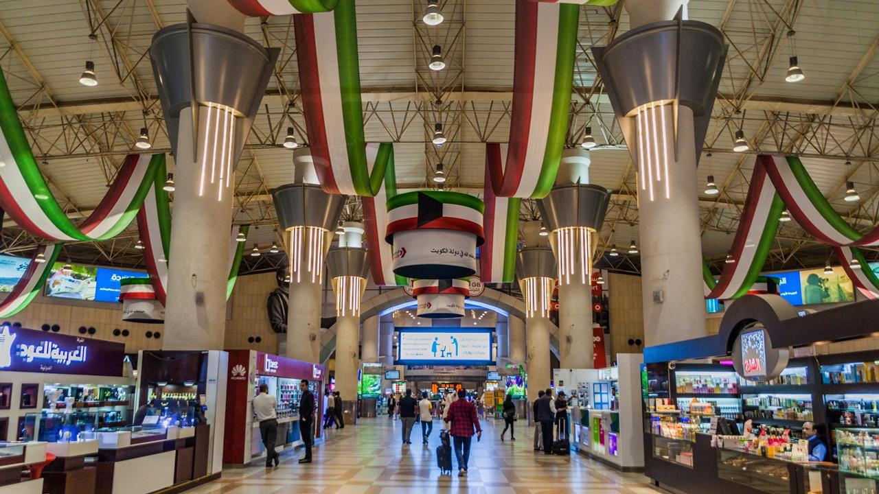 Letiště Kuvajt (KWI)   © Matyas Rehak   Dreamstime.com