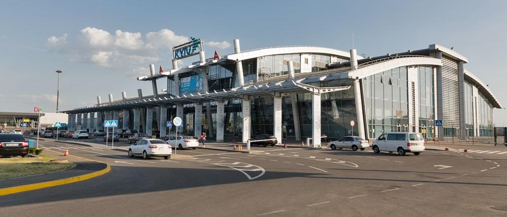 Letiště Kyjev Žuljany (IEV) | © Sergiy Palamarchuk - Dreamstime.com