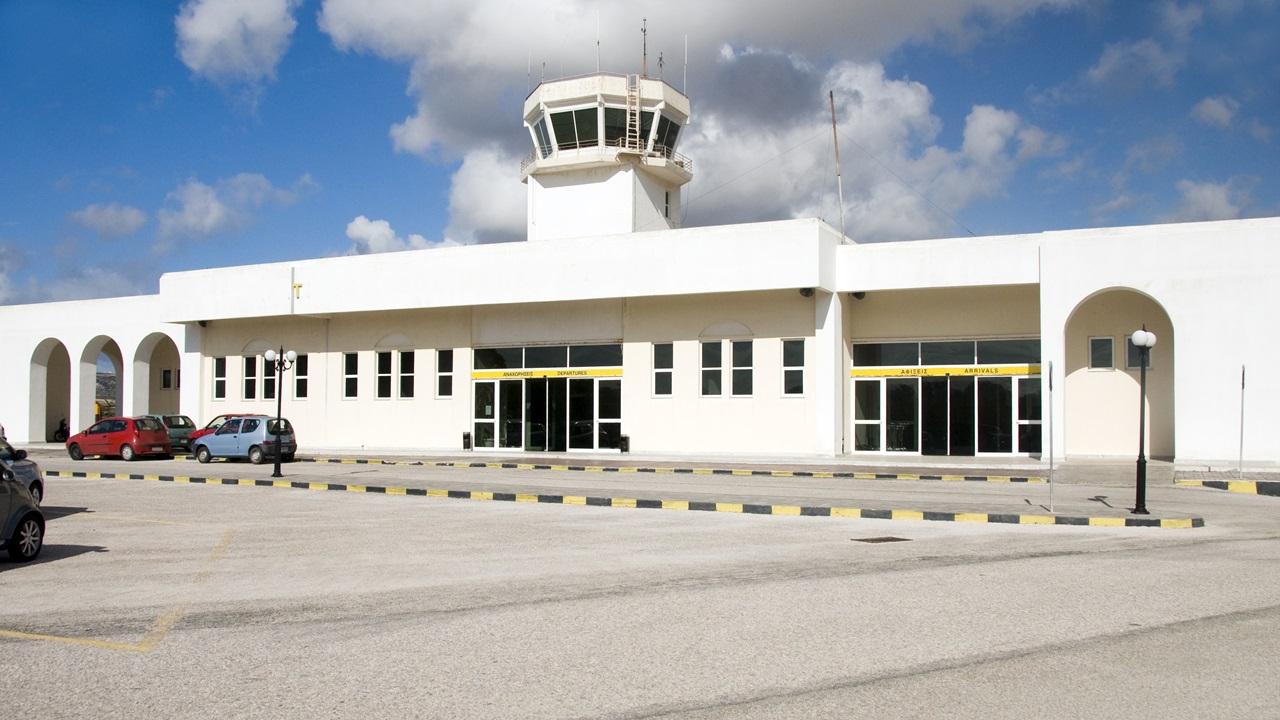 Letiště Kyklady (JNX) | © Robert Lerich | Dreamstime.com
