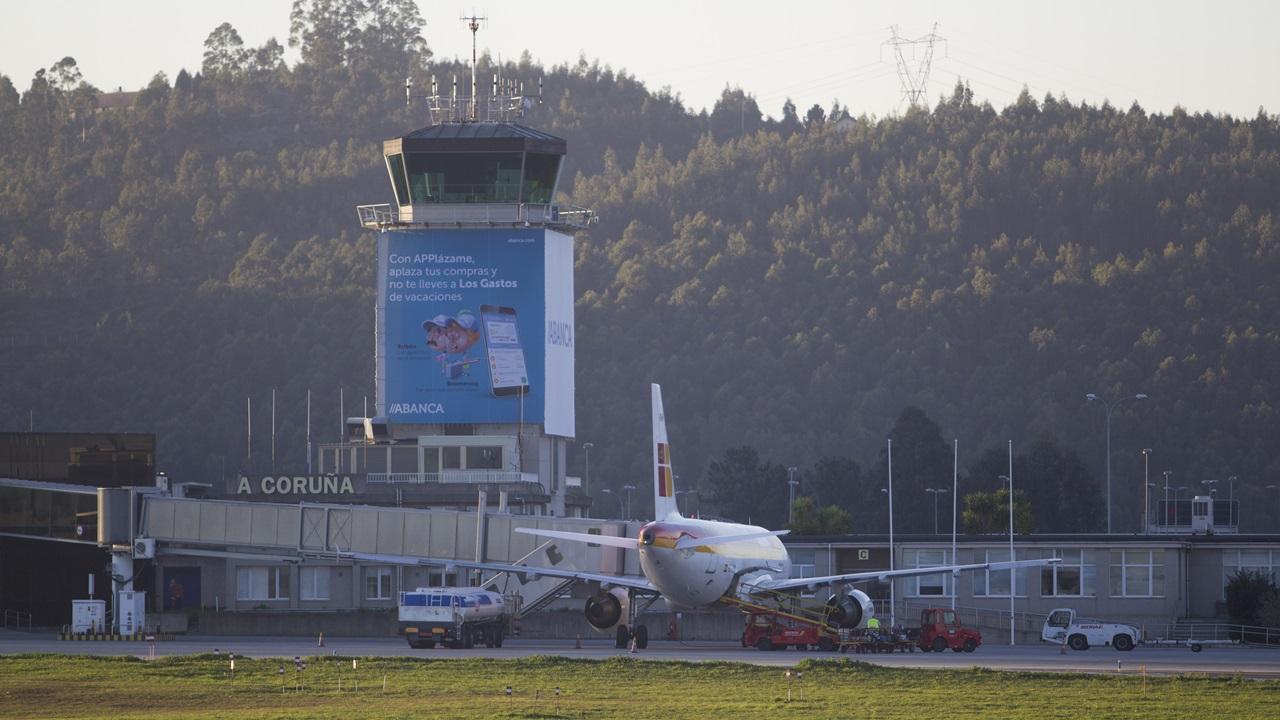 Letiště La Coruňa (LCG) | © Iago Lopez | Dreamstime.com