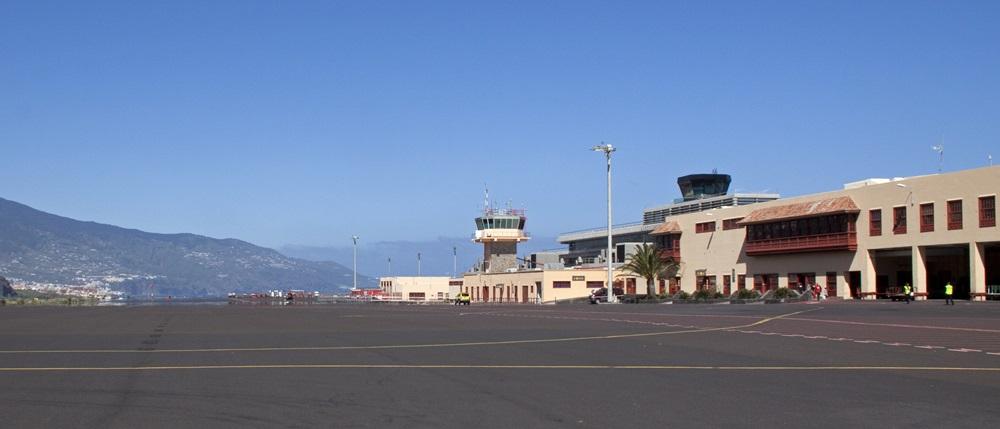 Letiště La Palma (SPC)   © Tony Hisgett / Flickr.com