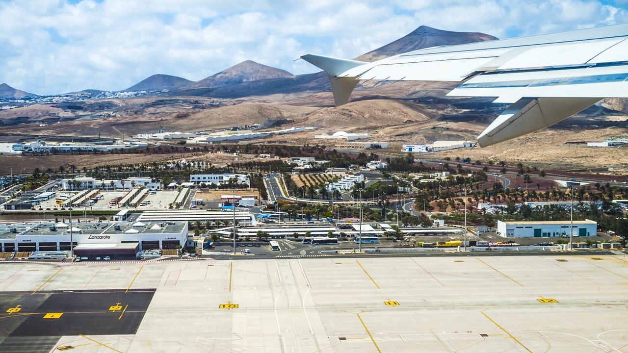 Letiště Lanzarote (ACE) | © Simone Tognon | Dreamstime.com