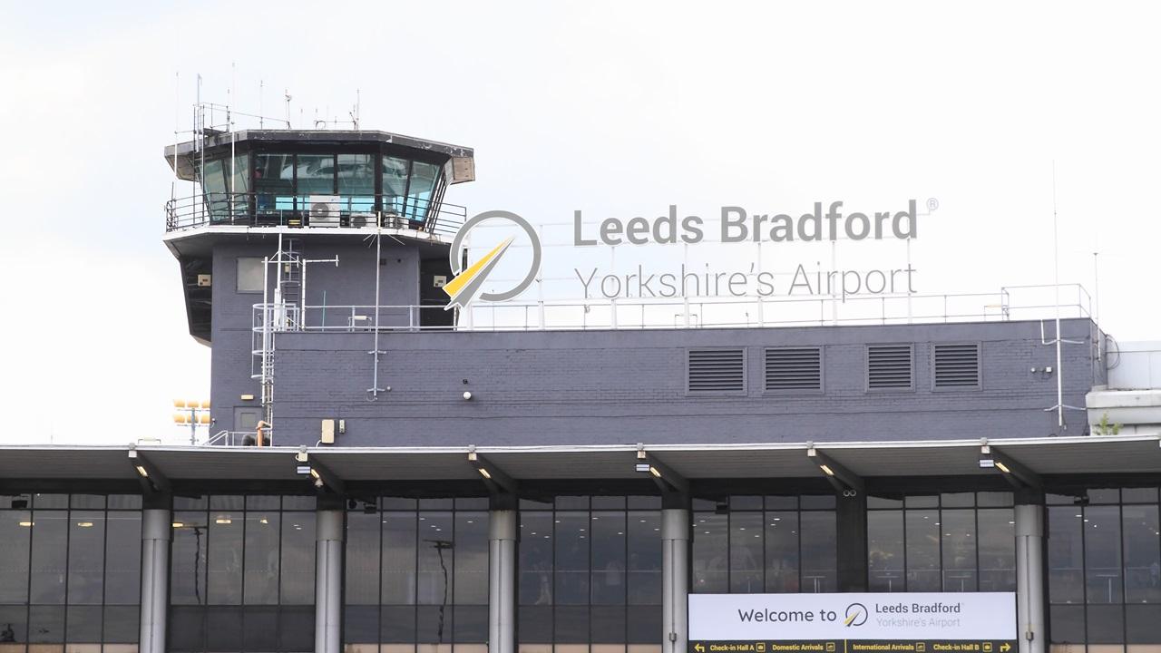 Letiště Leeds (LBA) | © Petr Zamecnik | Dreamstime.com