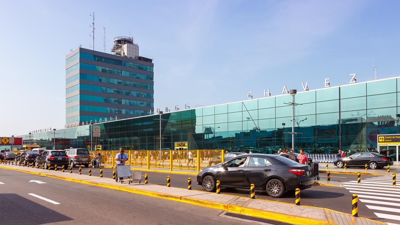 Letiště Lima (LIM) | © Boarding1now | Dreamstime.com