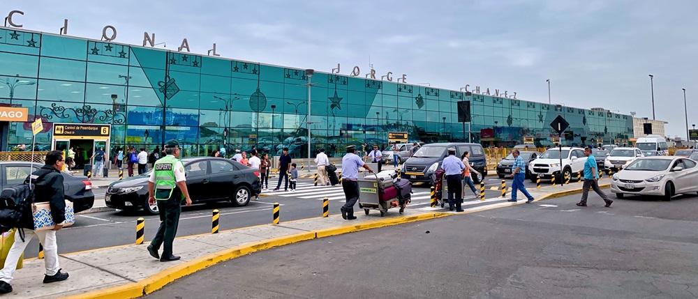 Letiště Lima (LIM) | © F Delventhal / Flickr.com