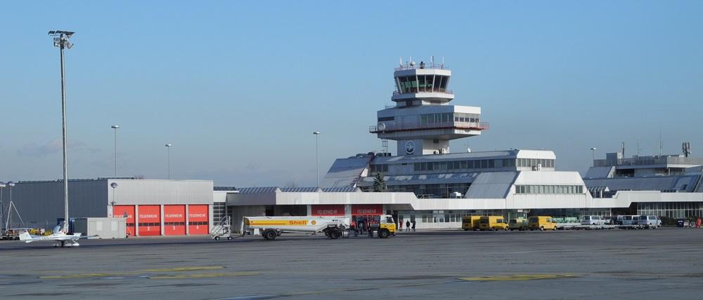 Letiště Linz (LNZ) | © flightlog / Flickr.com