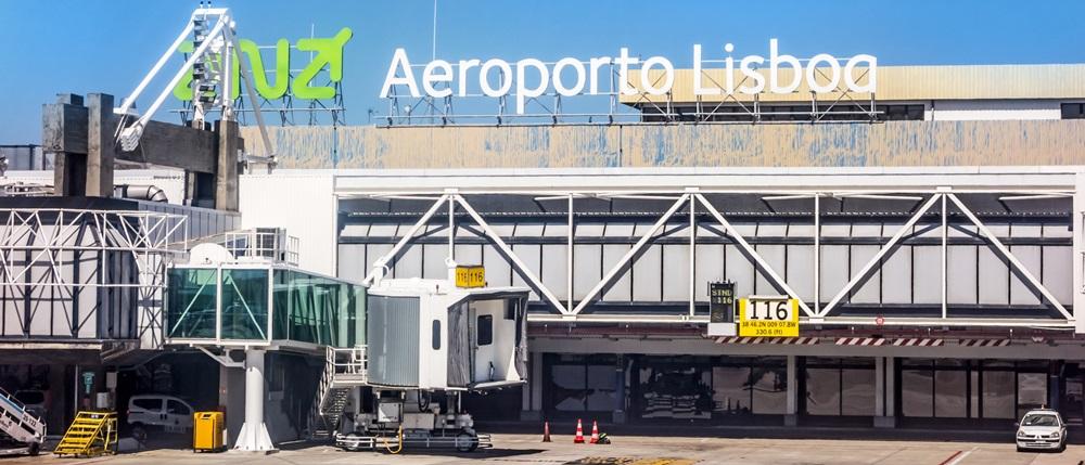 Letiště Lisabon (LIS)   © Aldorado10   Dreamstime.com