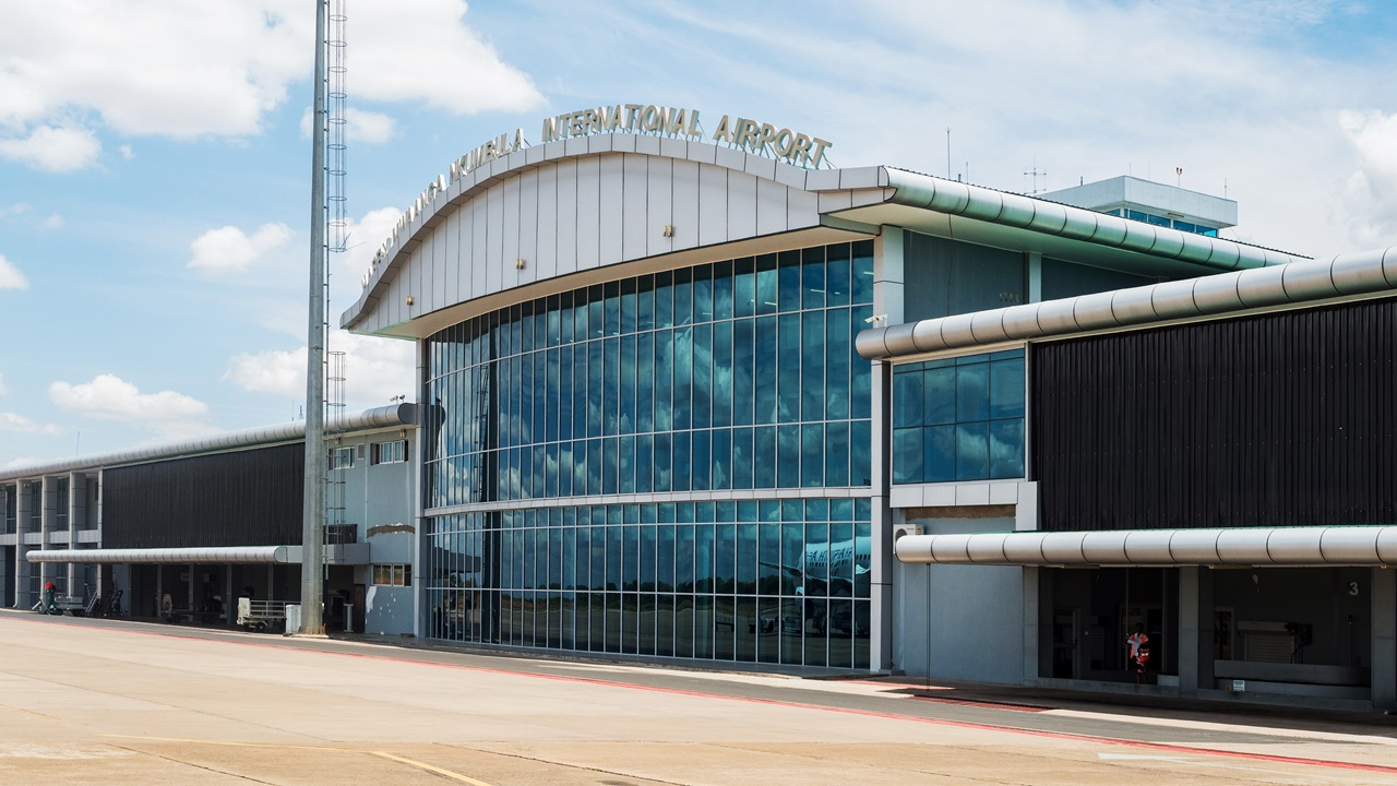 Letiště Livingstone (LVI) | © Nadezda Murmakova | Dreamstime.com