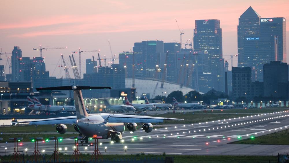 Letiště Londýn City (LCY)   © James Petts / Flickr.com