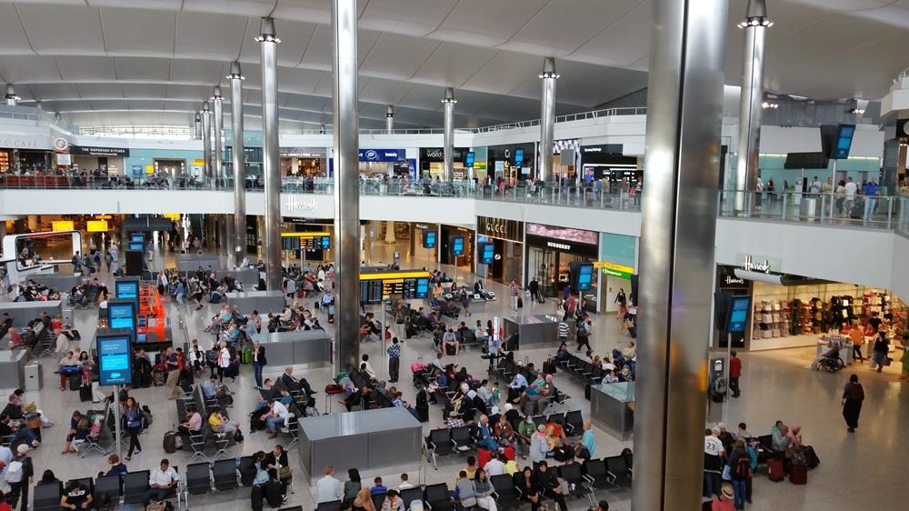 Letiště Londýn Heathrow (LHR)   © Pixabay.com