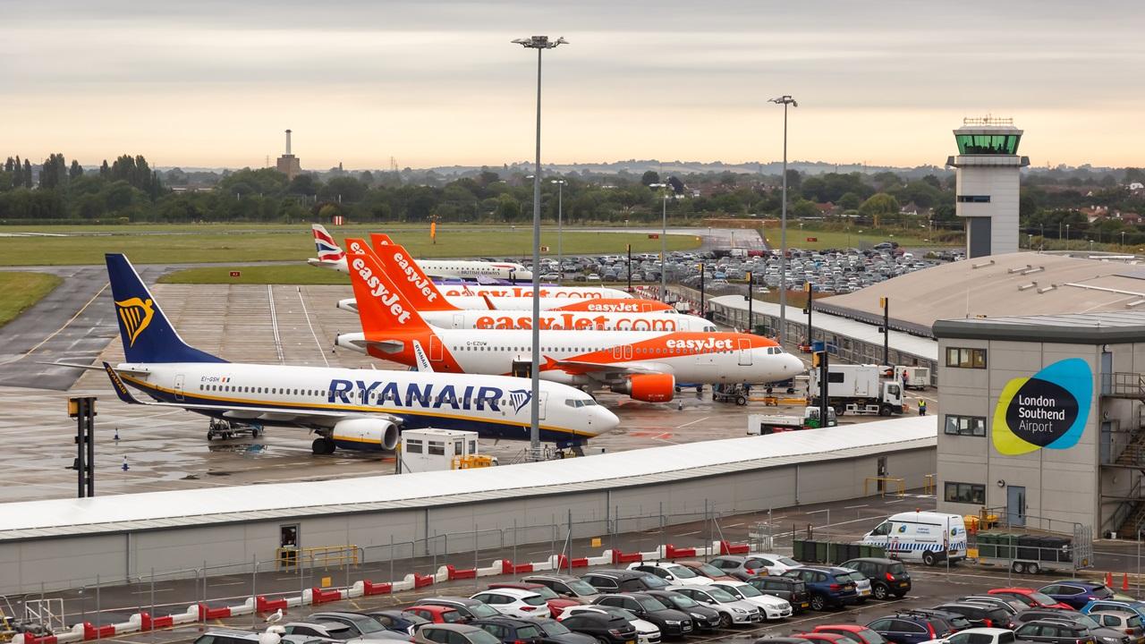 Letiště Londýn Southend (SEN) | © Boarding1now | Dreamstime.com