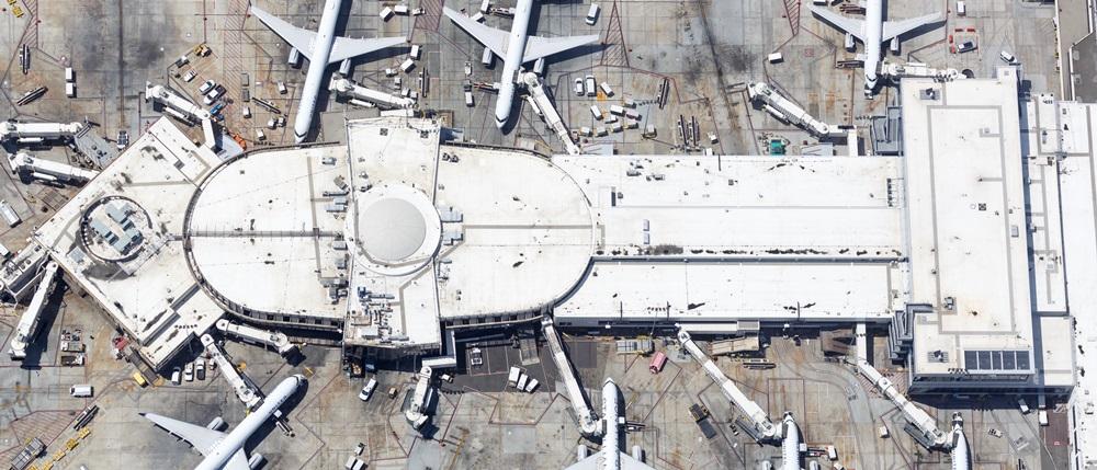 Letiště Los Angeles (LAX) | © Boarding1now - Dreamstime.com