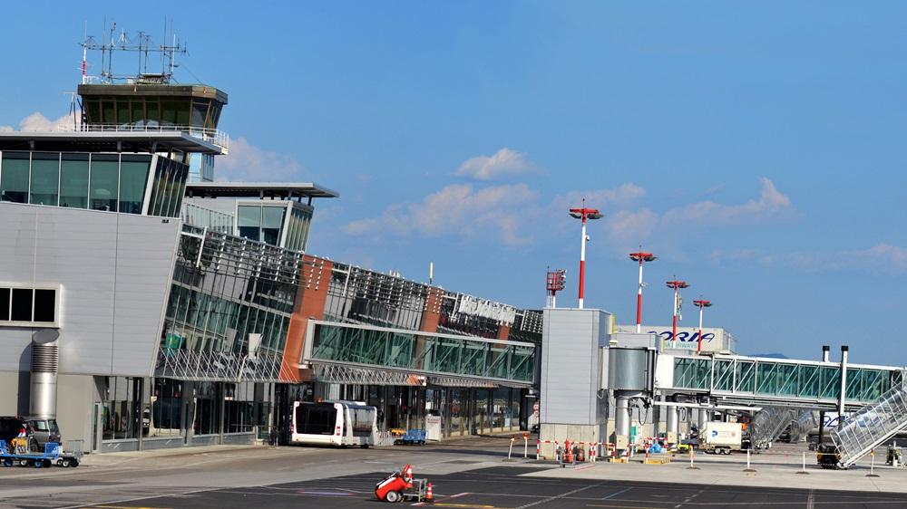 Letiště Lublaň (LJU) | © Epastor16 - Dreamstime.com