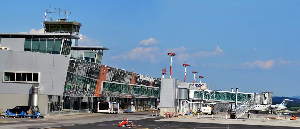 Letiště Lublaň (LJU)   © Epastor16 - Dreamstime.com