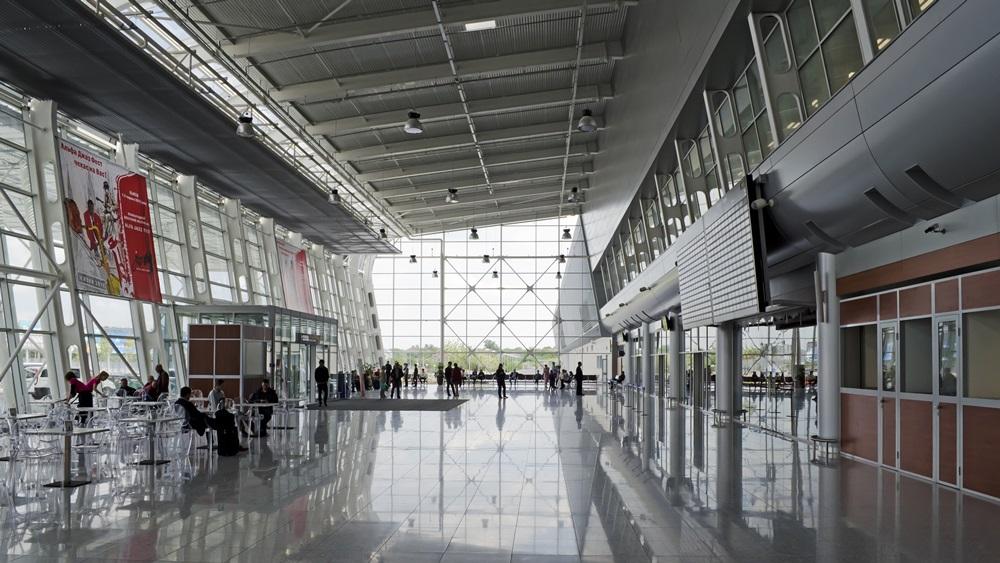 Letiště Lvov (LWO)   © Dmitrydesigner - Dreamstime.com