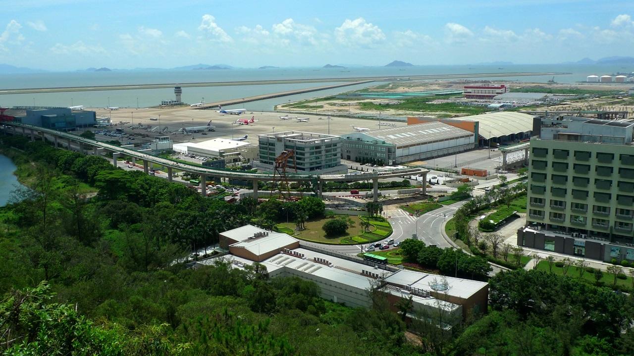 Letiště Macao (MFM)   © Vyychan   Dreamstime.com
