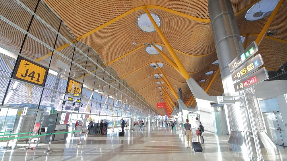 Letiště Madrid (MAD) | © Tktktk - Dreamstime.com