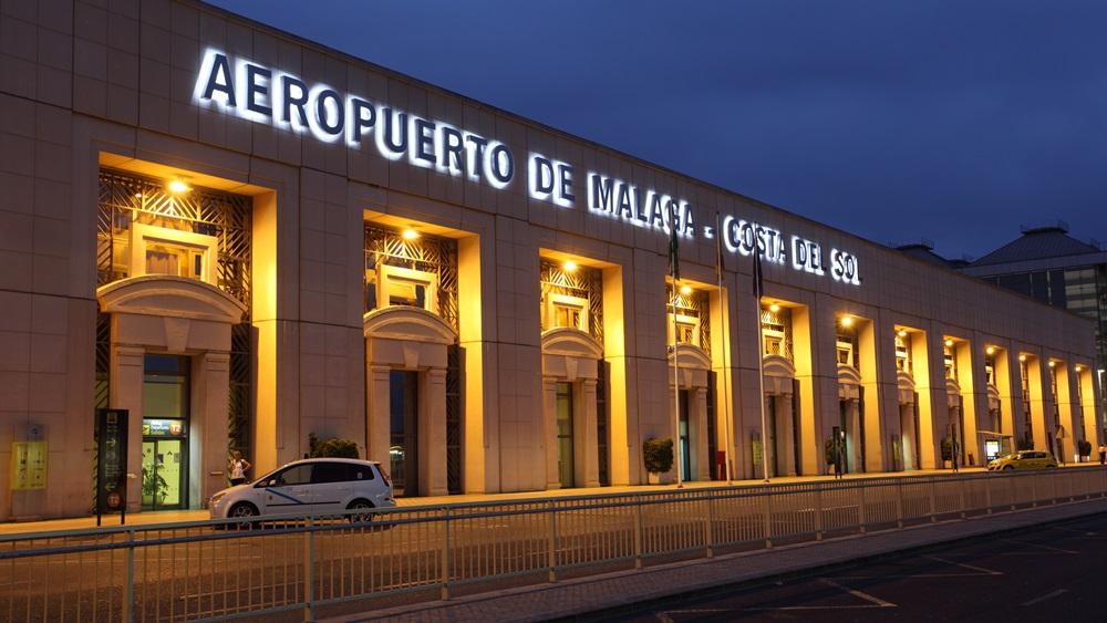 Letiště Málaga (AGP)   © Typhoonski - Dreamstime.com