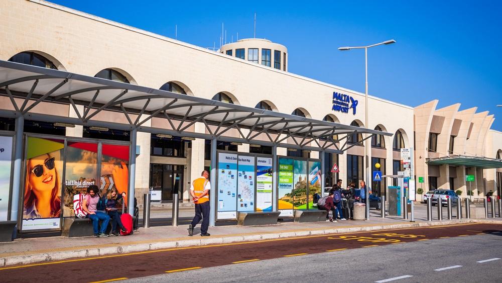 Letiště Malta (MLA) | © Emicristea - Dreamstime.com