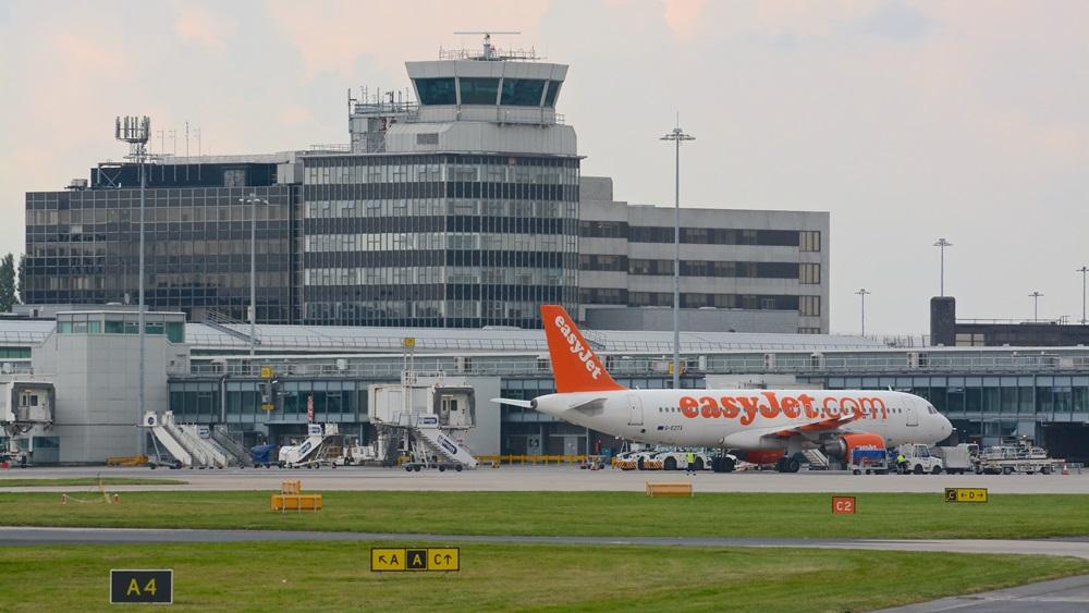 Letiště Manchester (MAN) | © Konighaus1 - Dreamstime.com