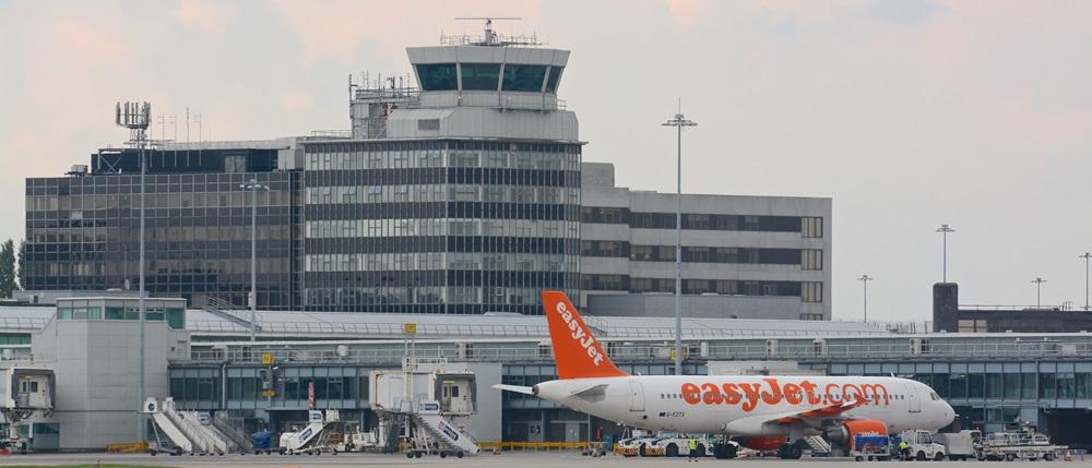 Letiště Manchester (MAN)   © Konighaus1 - Dreamstime.com
