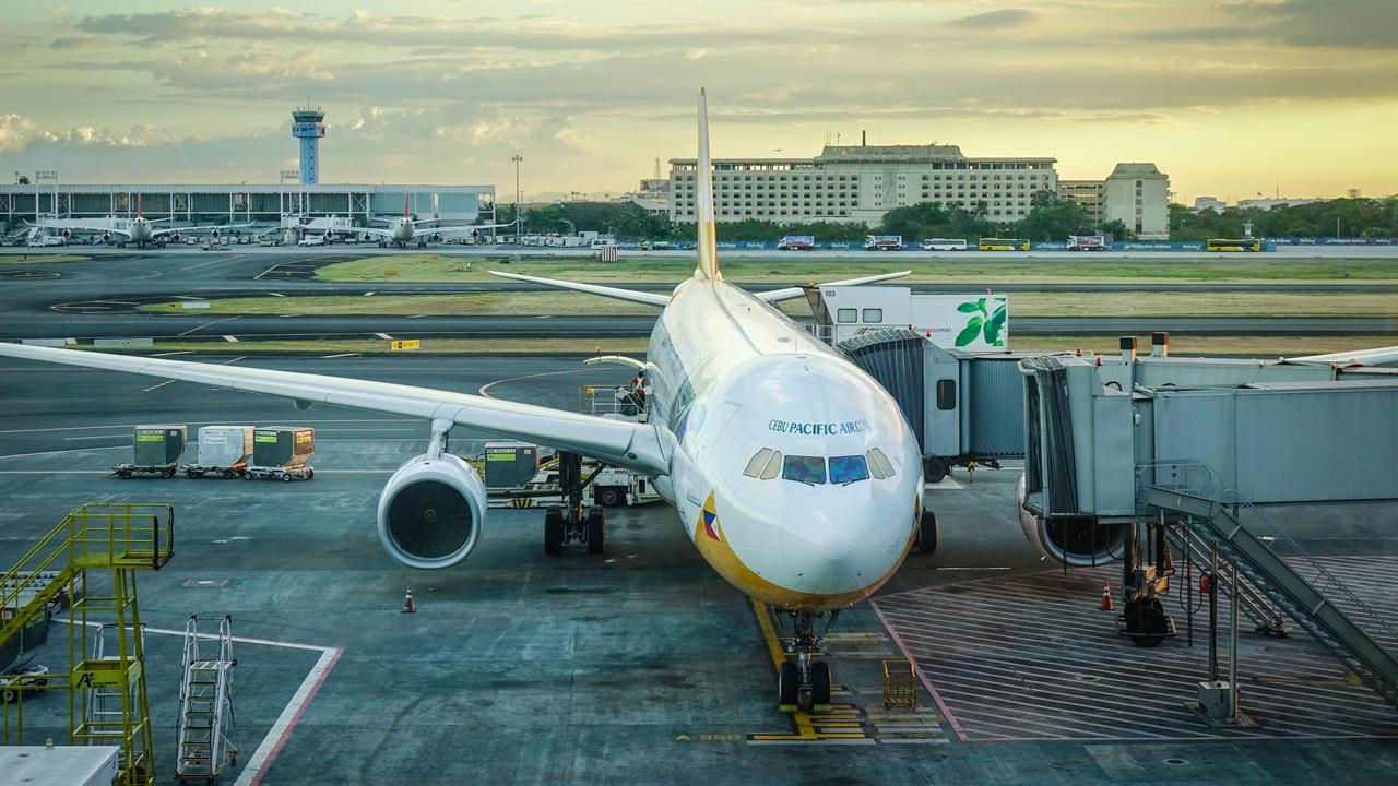 Letiště Manila (MNL)   © Phuongphoto   Dreamstime.com