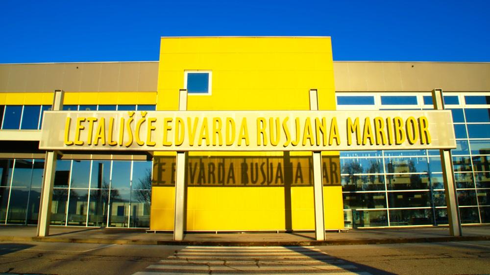 Letiště Maribor (MBX)   © Andreja Tominac - Dreamstime.com