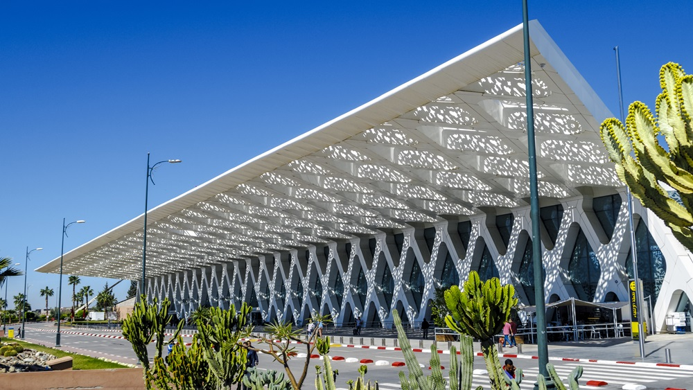 Letiště Marrákeš (RAK) | © Carlos Soler Martinez | Dreamstime.com