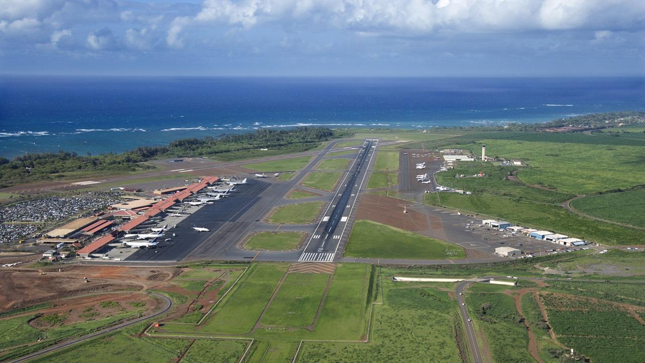 Letiště Maui (OGG) | © Iofoto | Dreamstime.com