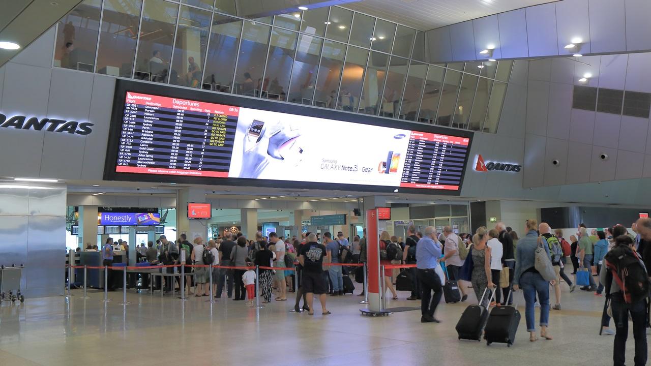 Letiště Melbourne (MEL) | © Tktktk | Dreamstime.com