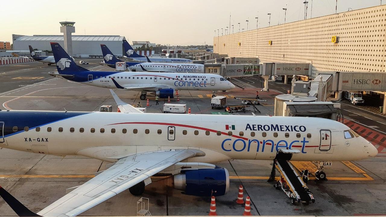 Letiště Mexico City (MEX) | © Rmarxy | Dreamstime.com