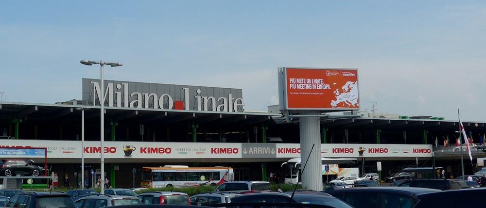Letiště Milán Linate (LIN)   © deepskyobject / Flickr.com