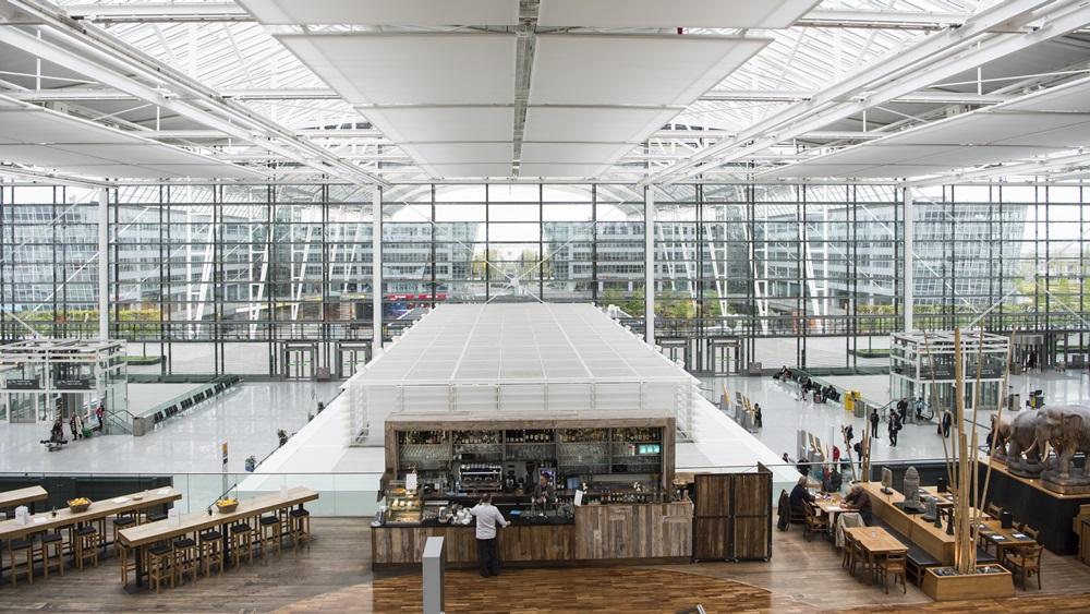 Letiště Mnichov (MUC) | © Hel080808 - Dreamstime.com