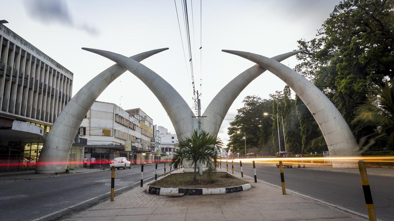 Letiště Mombasa (MBA) | © Jacek Sopotnicki | Dreamstime.com