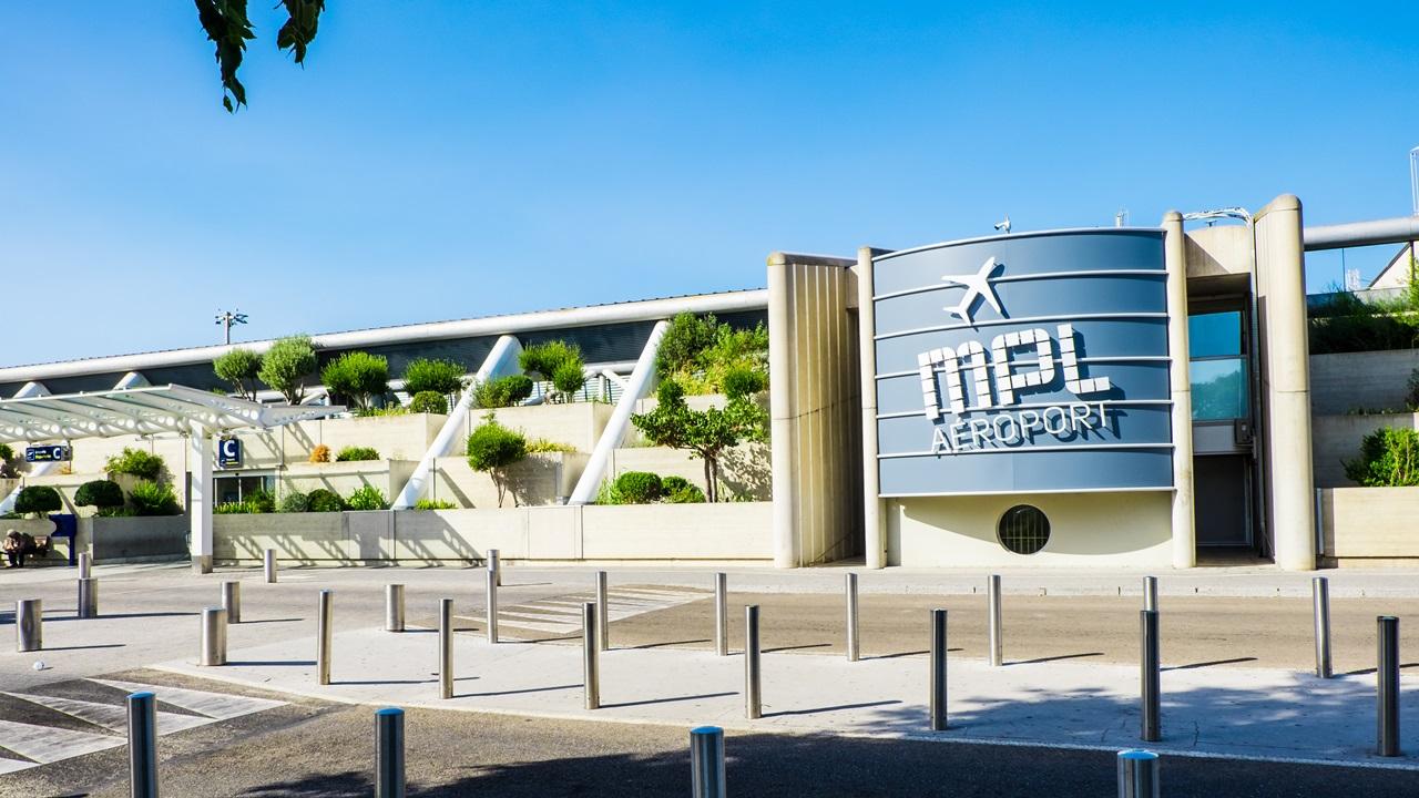 Letiště Montpellier (MPL)   © David Ridley   Dreamstime.com