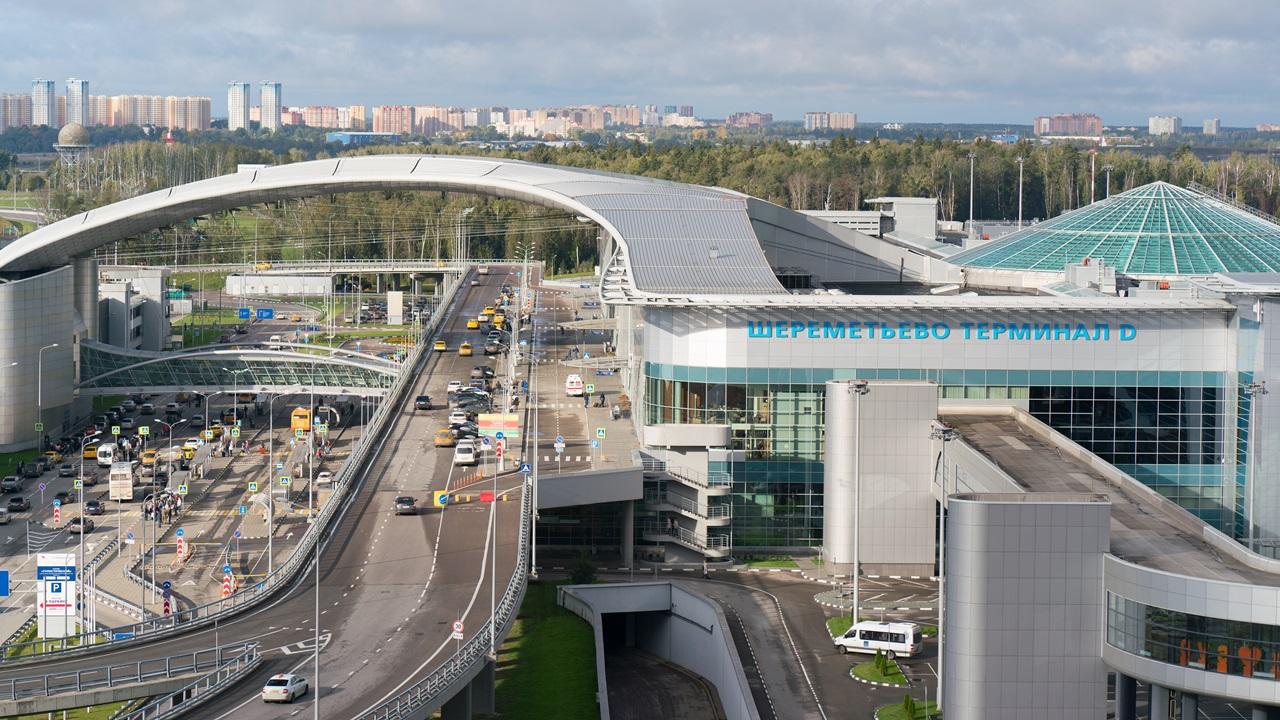 Letiště Moskva Šeremeťjevo (SVO) | © Ivan Kuznetsov | Dreamstime.com