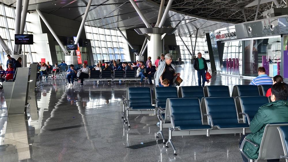 Letiště Moskva Vnukovo (VKO) | © Olgavolodina - Dreamstime.com