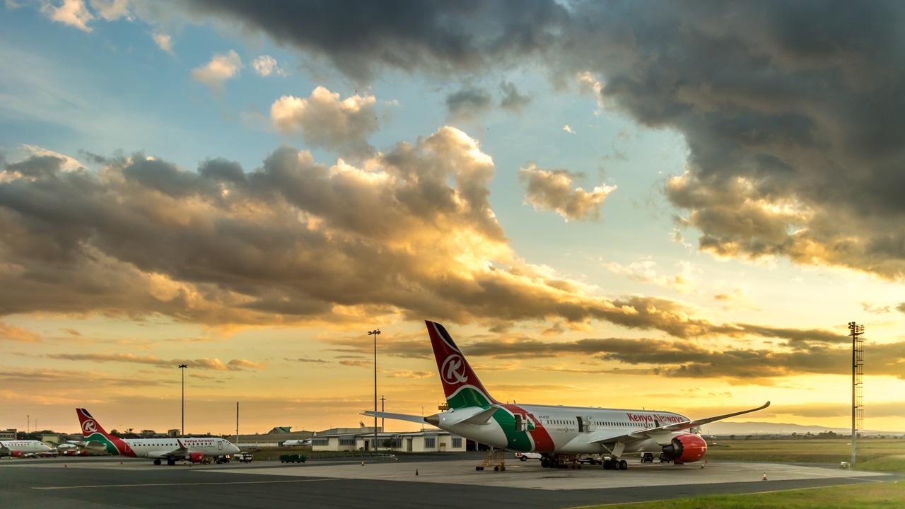 Letiště Nairobi (NBO) | © Derejeb | Dreamstime.com
