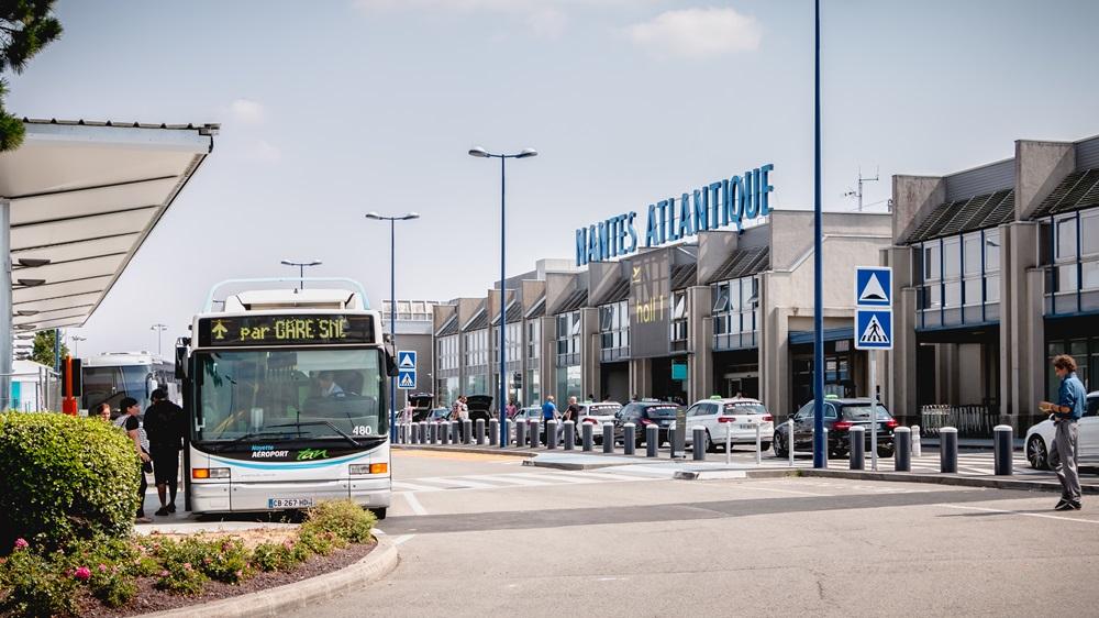 Letiště Nantes (NTE) | © ʎɔ. / Flickr.com